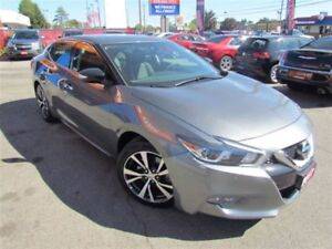 2017 Nissan Maxima 3.5 SV | LEATHER | NAV | CAM | ONE OWNER