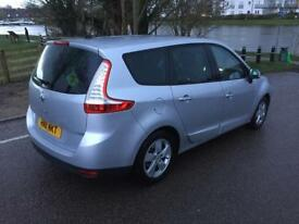 Renault Grand Scenic 1.6 16V Petrol 6 Speed Manual. 7 seater. Low mileage. Fully loaded. New Shape.