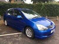 Honda Civic 1.6 i VTEC Executive 5dr Automatic BIG SPEC Blue 2004