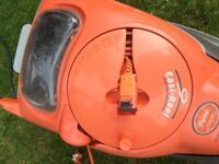 Flymo easy reel electric mower