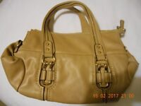 Large Unused Pavers Hand Bag with detachable shoulder strap