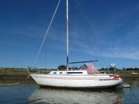 Sailing Boat - Mirage 28