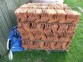 pantiles, new OLD ENGLISH pan tiles, NEW pan-tiles, £0.65 each
