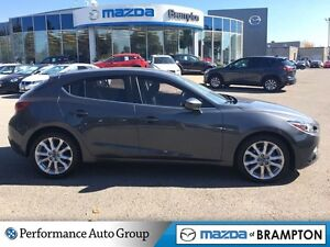 2014 Mazda MAZDA3 SPORT GT/2.5L/BOSE/NAV/BLUETOOTH/HEATED SEATS