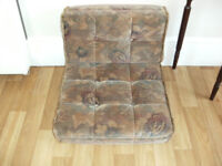 FOR SALE USED CARAVAN DINETTE SEAT CUSHION
