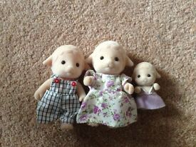 Sylvanian Families - Sheep Family