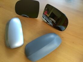 Corsa sxi mirror glass