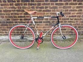 Vintage Raleigh single speed bike