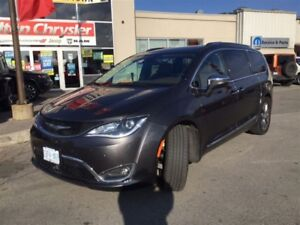 2017 Chrysler Pacifica LIMITED NAVIGATION DVD PANORAMIC SUNROOF 