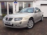 2005 05 Rover 75 2.0 CDTi Classic~ONE OWNER FROM NEW~LOW MILES~