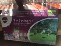 Plum 2 in 1 swing