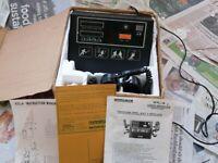 Vintage 70's MONARCH XTL - 4. Home TV.Game Video Sporter Pong Console.