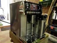 Delonghi Prima Donna exclusive bean to cup coffee machine