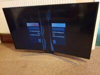 """Samsung 49"""" Curved 4k UHD Smart LED TV"""