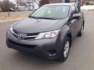 2013 Toyota RAV4 LE...ALL WHEEL DRIVE..$184 B/W!! LE...ALL WHEEL