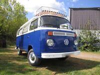 VW devon pop top camper (1976)