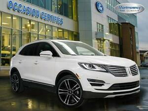 2017 Lincoln MKC RESERVE TOIT, CAMÉRA, FULL