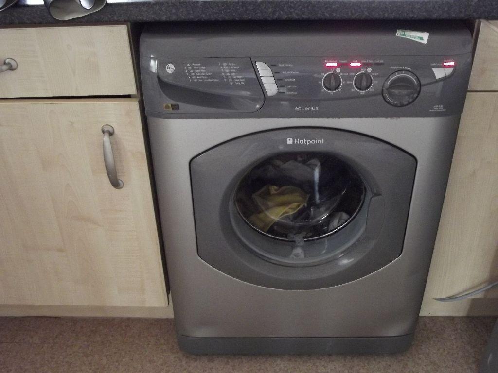 how to clean hotpoint washing machine drawer