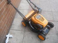 lawnmower mcculloch b&s engine 450 series £100