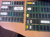 9x ... old mixed RAM memory