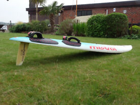 Mistral Screamer, 103 litres, in great condition