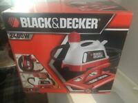 New black and decker wall paper stripper