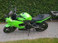 Kawasaki ER6-F ABS 2009