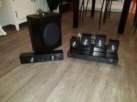 Samsung home cinema system dvd