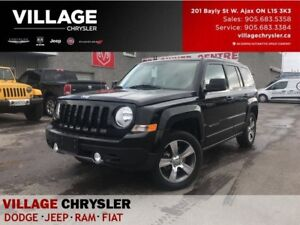 2017 Jeep Patriot HIGH ALTITUDE4X4 Nav,Leather,Power Sunroof