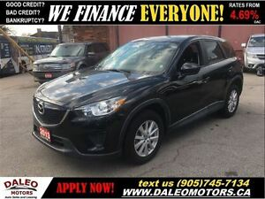 2013 Mazda CX-5 GX 2.0L WE FINANCE EVERYONE