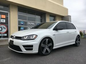 2016 Volkswagen Golf R RARE - WOW***NOUVELLE ARRIVAGE***