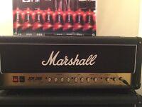 MARSHALL JCM2000 HEAD 100 WATT VALVE