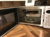 Panasonic inverter microwave and oven