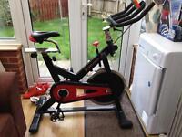 Sprint fitness cycling machine