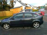 1.6 ford focus 55 plate