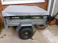 Trailer Galvanised. Light weight 4ft x .3ft approx offers