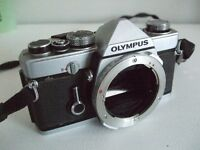 OLYMPUS OM1 STILL CAMERA