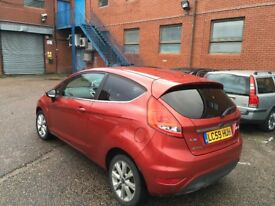 2009 Ford Fiesta Diesel Good Condition 1 Owner with history and mot