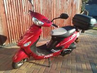 49cc Scooter/Moped