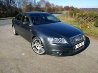Audi A6 Sline - Le mans edition - Automatic - Heated Leather Private Reg