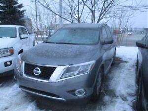 2016 Nissan Pathfinder SL|NAV|Leather|Heated Seats|Back UP Camer