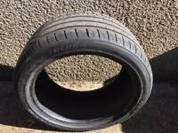2 Saferich FRC866 Car Tyres (255/40Z/RF/18/99WXL) For Sale - Bargain Price
