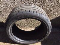 2 Saferich FRC866 Car Tyres (255/40Z/RF/18/99WXL) For Sale - Bargain Price