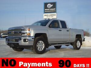 2015 Chevrolet SILVERADO 2500HD LT Z71 *Only $120 WEEKLY $0 down