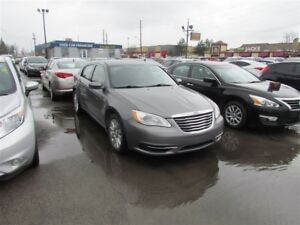 2012 Chrysler 200 LX | APPLY & GET PRE-APPROVED TODAY