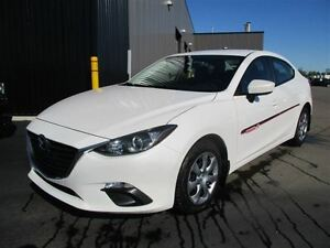 2014 Mazda MAZDA3 GX-SKYACTIV!  BLUETOOTH! PUSH BUTTON START! $5