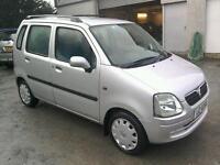 03 Vauxhall Agila 1.2 5 door 12 MTS Mot 5 door ( can be viewed inside anytime)