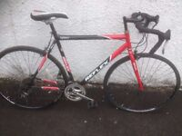 Spirit Reflex. Men's Road Bike. Fully serviced, fully safe and ready to go. Perfect for uni needs