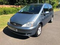 FORD GALAXY 7 SEATER DIESEL WITH TOWBAR LONG MOT EXCELLENT FAMILY CAR 👨👩👦👦