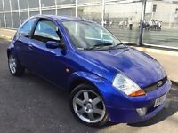 FORD KA 1.6 = LOW MILEAGE = £690 ONLY =